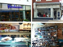 New eateries on the High Street, Carluccios, Patisserie Joie de Vie, Kriszta and Melange