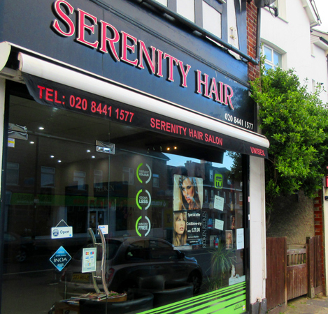 There are more hairdressing salons in Barnet than in any other part of capital