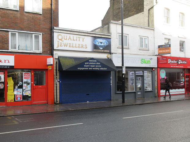 Quality Jewellers and Shake-Fastic smoothies are two of the latest casualties in a recent run of shop closures in Barnet High Street