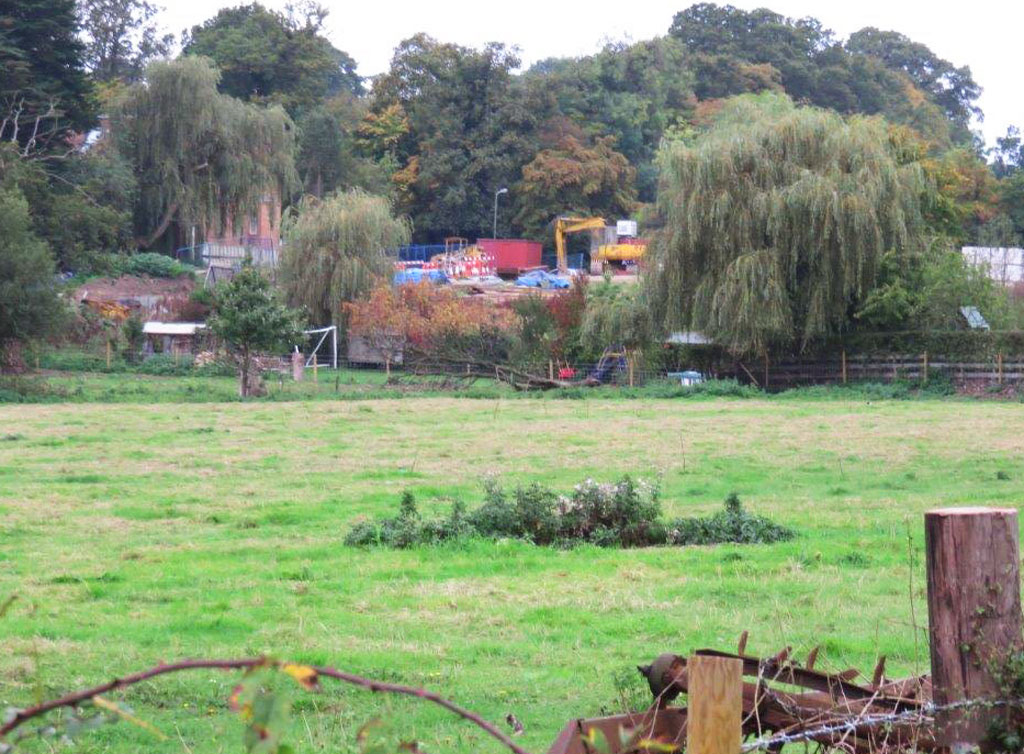 Land adjacent to 56 Hendon Wood Lane