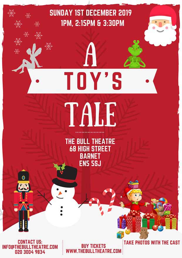 A Toy's Tale