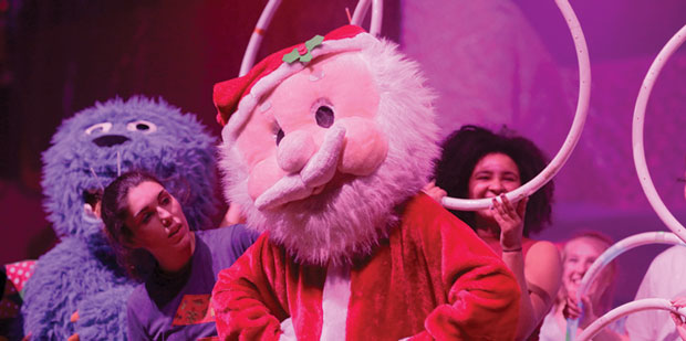 Christmas Tales at Chickenshed