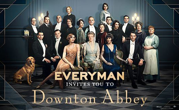 You're Invited to Downton Abbey