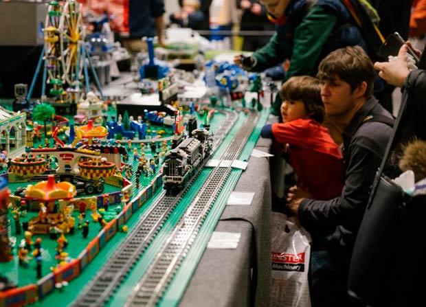 London Model Engineering Exhibition