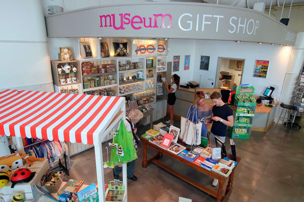 Museum Shop Christmas Experience