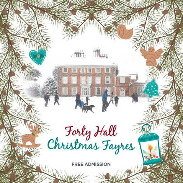 Forty Hall Christmas Fayre