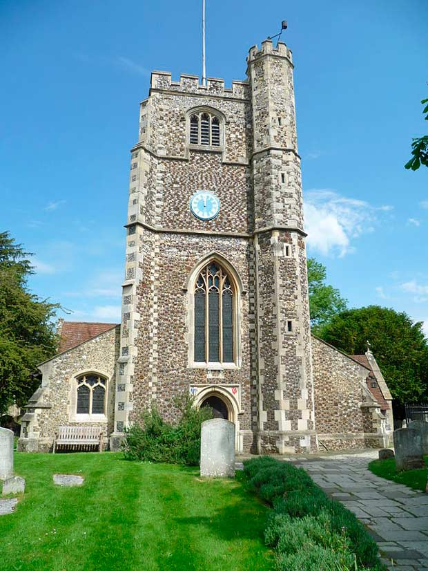 Monken Hadley: a guided walk
