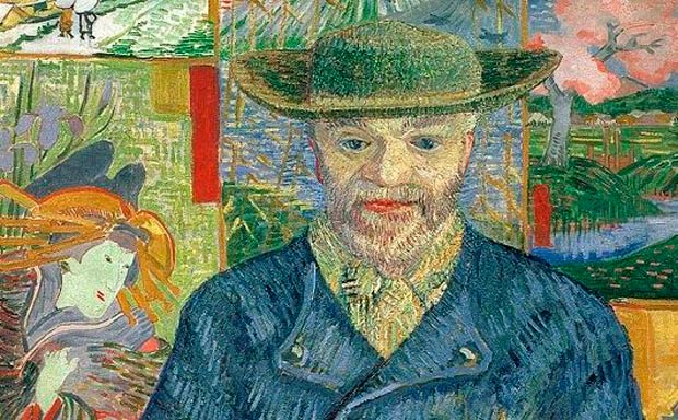 EOS: Van Gogh & Japan