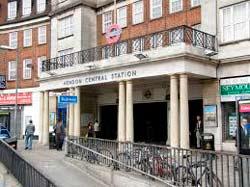 Hendon Tube Station