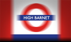 High Barnet Tube