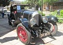 Bertie, a rare 1920s Bentley owned by Paul and Pina Griffin, will be one of the star attractions