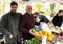 Tyler and David Bone run Barnet Market's oldest fruit and vegetable stall
