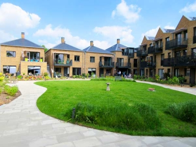 Older women's housing up for another award