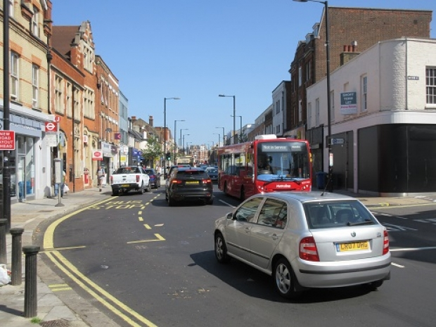 Barnet Council retreats: High Street to remain open to traffic