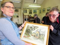 Death of popular organiser of Barnet art exhibitions