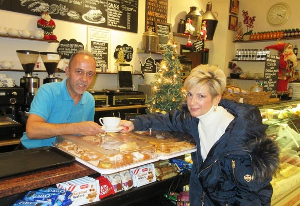Coffee Bean joint proprietor Paul Assoul and Gail Laser, founder of LoveBarnet, are  promoting the visit.