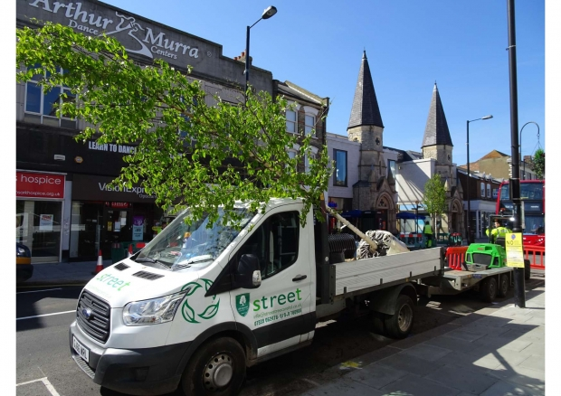 Green shoots in the High Street