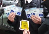 Blue Badge Fraud in Barnet is going unchecked