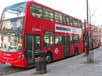 New bus stops for High Barnet