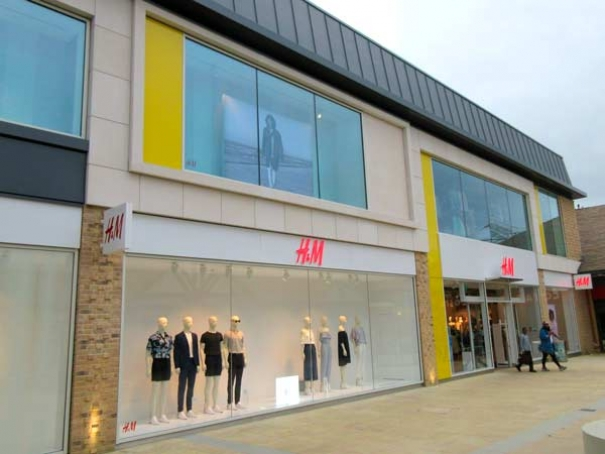 H & M in The Spires