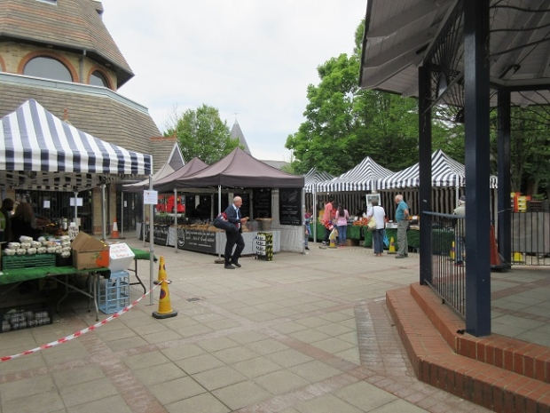 Barnet Market leads way in reviving town centre trade