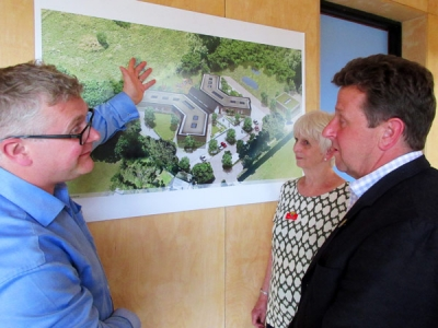 New plans for Noah's Ark Children's Hospice
