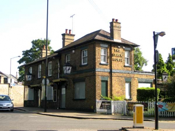 The Black Horse