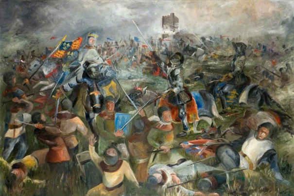 The Battle of Barnet 1471