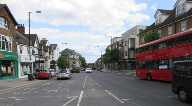 Pressure for new A1000 cycle lanes to reach High Barnet