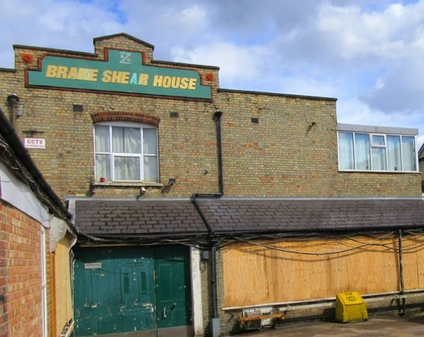 Brake Shear House development delayed and possible changes to the agreed planning consent