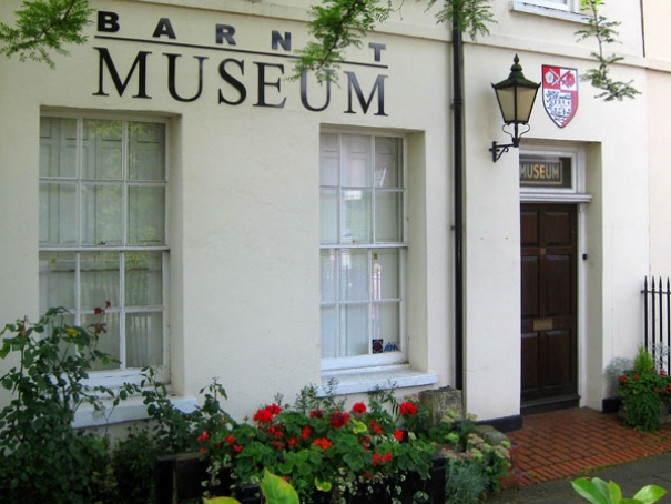 Barnet Museum is one of the few remaining community museums in Greater London, run by volunteers