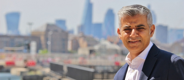 Sadiq Khan - preparing a plan for London