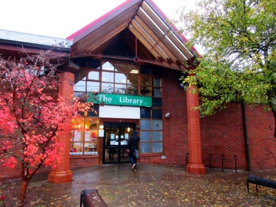 Chipping Barnet Library