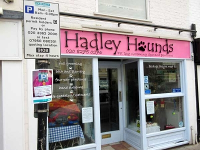 Hadley Hounds latest victim of parking fiasco