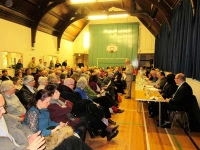Council election candidates go head to head