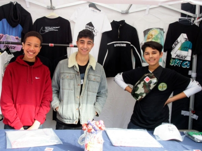 Busy start for Barnet's teenage market