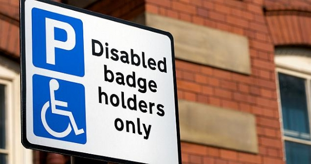 Police to act on blue badge abuse