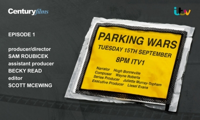 Parking Wars on ITV