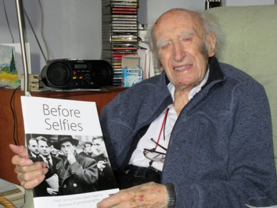 """What's a selfie?"" – asked Fred, 94, next birthday"