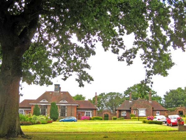 Thomas Watson Cottage Homes in Leecroft Road