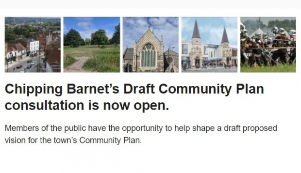 Comment on the Council's draft Chipping Barnet Community Plan