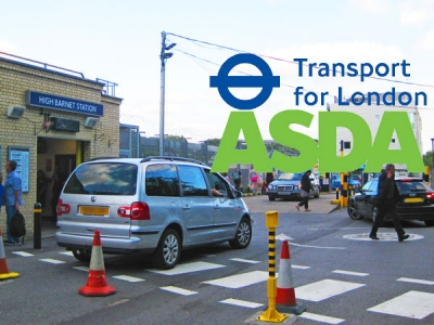 ASDA and TfL claim that conjestion at the car park will not increase
