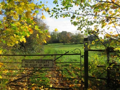 Whalebones Park stretches westwards for 14 acres from the junction of Wood Street and Wellhouse Lane