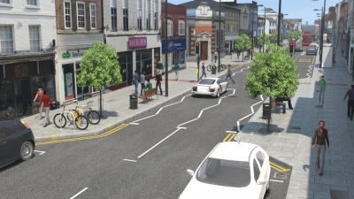 A makeover for Chipping Barnet High Street