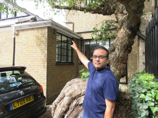 Lead thieves threaten High Barnet's heritage