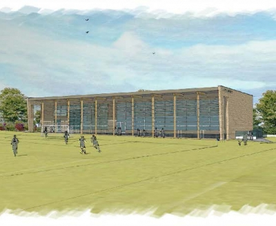 Victoria Recreation Ground, is to be transformed by a new leisure centre and floodlit tennis courts