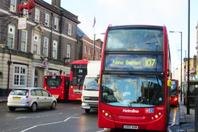107 bus route under threat
