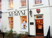 New frontage for Barnet Museum