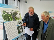 A response to plans for the Ark Academy School will be prepared by Robin Bishop (left), who leads the Barnet Society's planning and environment team, and Peter Bradburn, who advises on transport issues