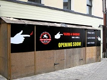 Guns and Smoke, promises to be a new venue at the heart of High Barnet's conservation area